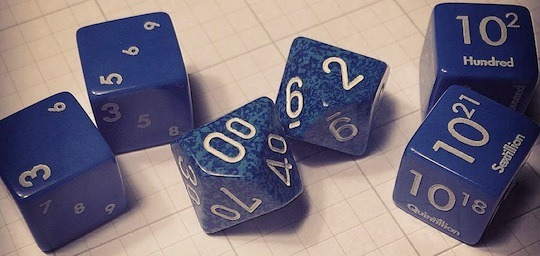Dice for Benford's Law Distribution at MROB